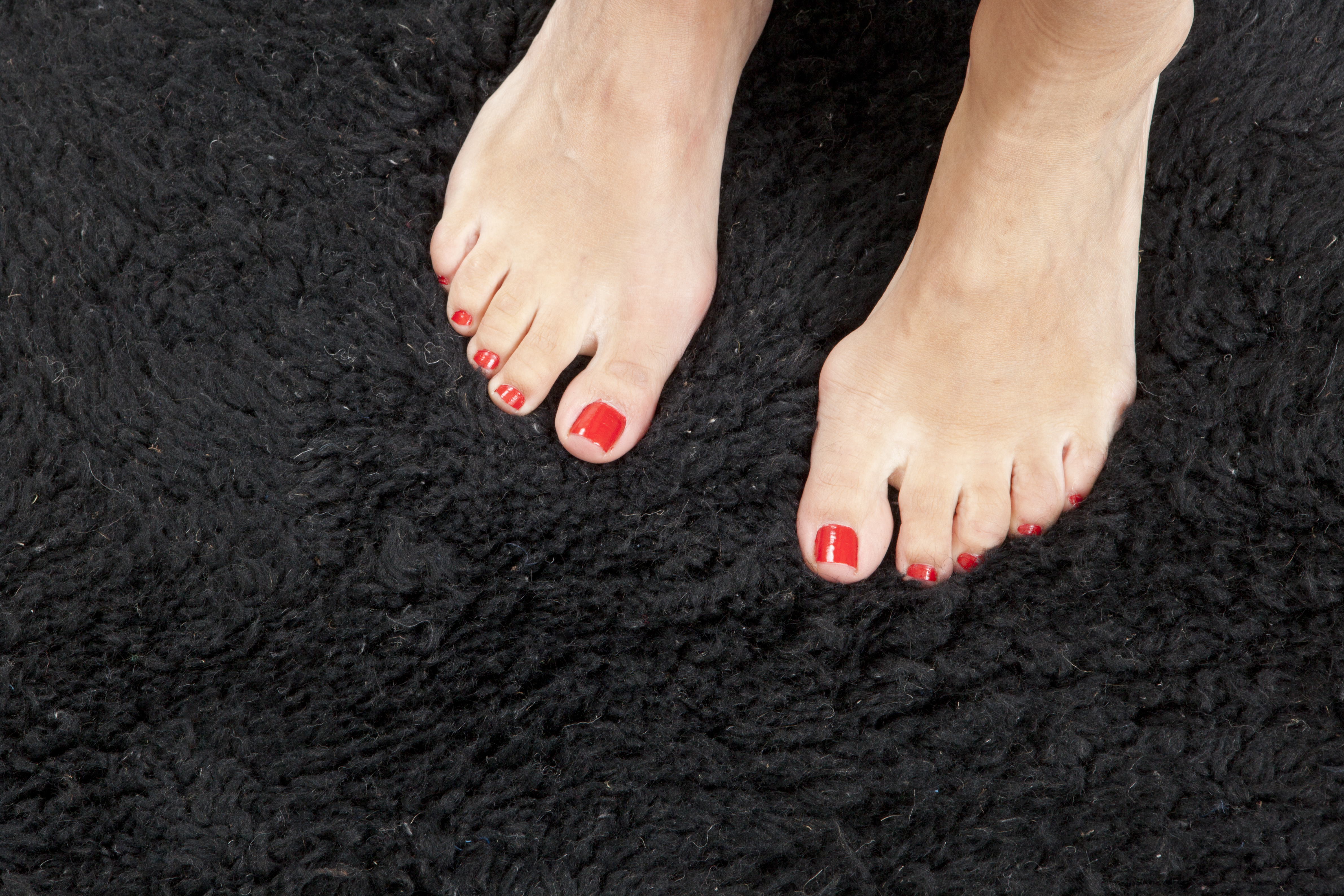 feet soft moroccan black carpet