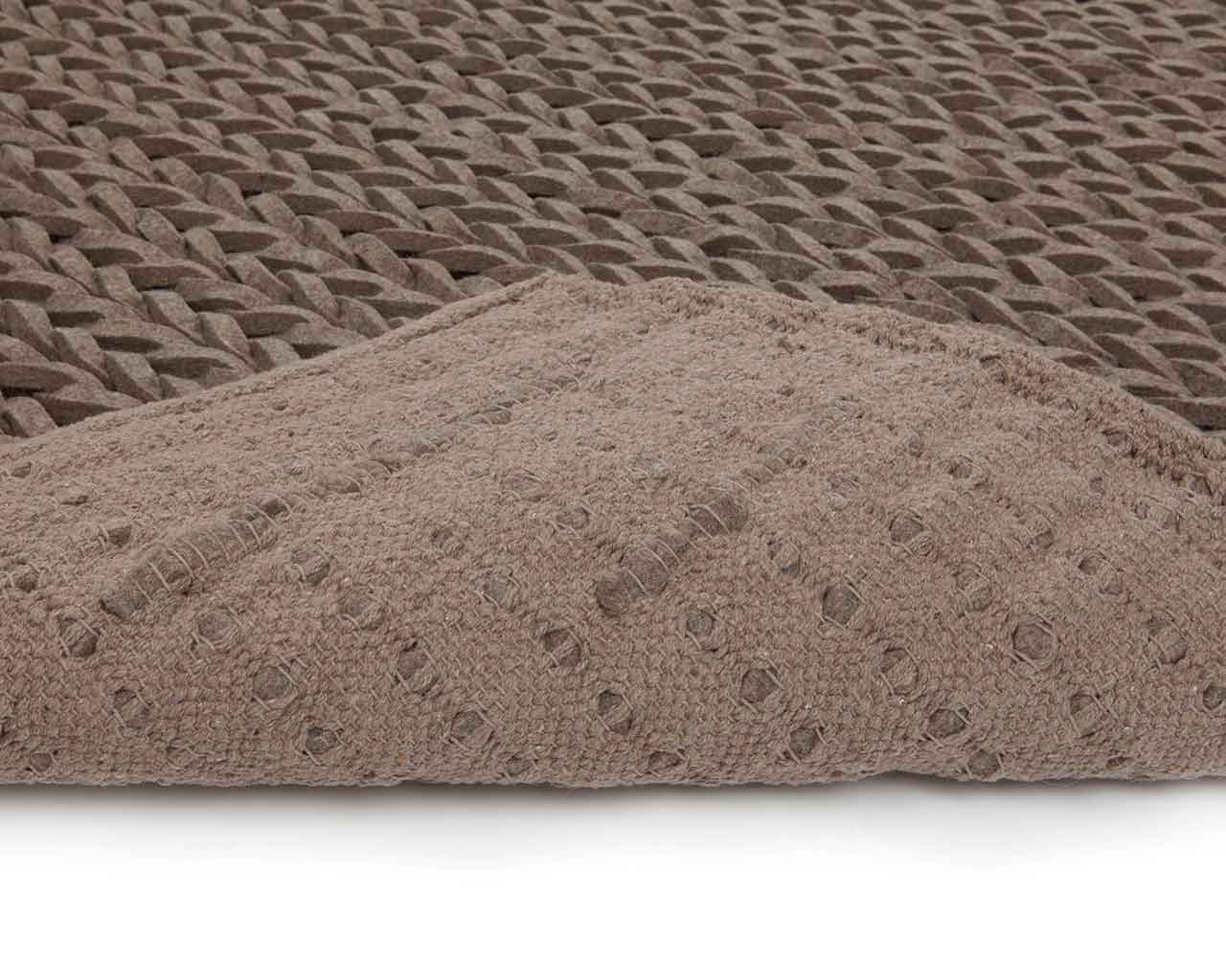 thick pile folded felt carpets love sukhi 1